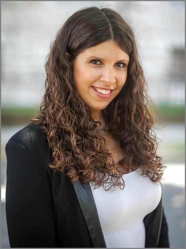 Németh Vivien pszichológus (Fotó: Csortos Szabolcs)